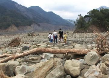 2009年高雄市甲仙區小林村