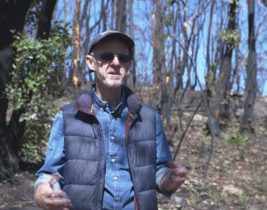 雪梨皇家植物園布萊特.桑莫瑞爾博士
